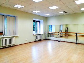 Танцевальный зал вид 2