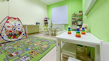 Фото 2: специальная мебель для малышей