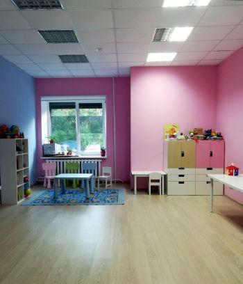Комната для развивающих занятий