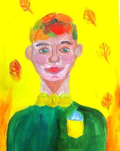 Рисунок Артёма