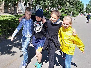 Фото 1 детский городской лагерь