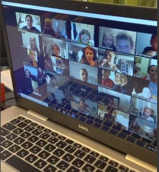 онлайн-заняти для детей с преподавателем