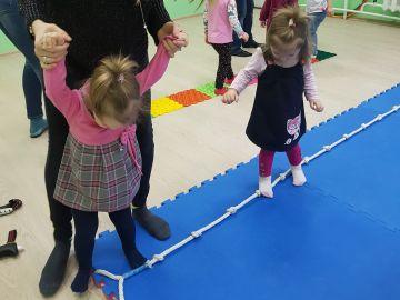 Развивающие занятия для детей с мамами