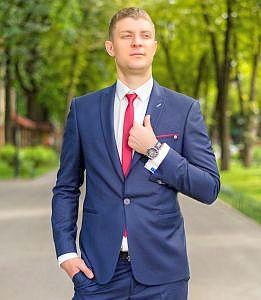 Фото: Мельниченко Тарас - Тренер по капоэйре