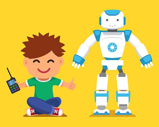 Польза робототехники